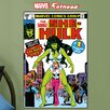 Fathead Marvel She-Hulk Cover Junior Peel and Stick Wall Mural