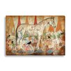 Gallery Direct 'Circus Pony I' by Judy Paul Painting Print on Wrapped Canvas