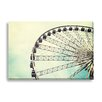 Gallery Direct 'Ferris Wheel' Photographic Print on Wrapped Canvas