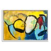 Gallery Direct Tumbling by Elisa Gomez Framed Painting Print on Canvas
