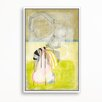 Gallery Direct Entrudo I by Elisa Gomez Framed Painting Print on Canvas