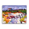 Gallery Direct Beach and Nautical End of Summer by Maxine Price Painting Print on Canvas