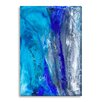 Gallery Direct Modern Walls Brackish Blue II by Eileen Lang Painting Print on Wrapped Canvas