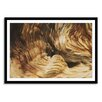 Gallery Direct New Era Wood Grain Framed Photographic Print