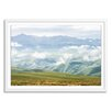 Gallery Direct New Era Rolling Hills Framed Photographic Print