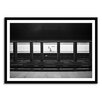 Gallery Direct New Era See Jane Run Framed Photographic Print
