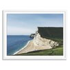 Gallery Direct New Era White Cliffs Framed Photographic Print