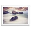 Gallery Direct New Era Rolling Fog Framed Photographic Print
