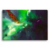 Gallery Direct Abstract Super Nova I by Lisa Fabian Graphic Art on Wrapped Canvas