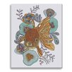 Gallery Direct Boho Little Fish by Valentina Harper Graphic Art on Wrapped Canvas