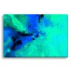 Gallery Direct Abstract Super Nova III by Lisa Fabian Graphic Art on Wrapped Canvas