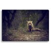 Gallery Direct Fox Vignette by New Era Photographic Print on Canvas