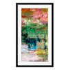 Gallery Direct Encapsulate I by Sylvia Angeli Framed Painting Print