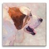 Gallery Direct 'Sir Harry Potter' by Suzanne Stewart Painting Print on Wrapped Canvas