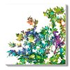 Gallery Direct Prismatic Patch II by Carole Pena Painting Print on Wrapped Canvas