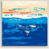 Gallery Direct Coastal Dawn Canvas Print