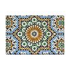 """Gallery Direct """"Morrocan Mosaic Tiles"""" by OFranz Graphic Art on Wrapped Canvas"""
