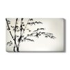 Gallery Direct Ink Painted Bamboo Painting Print on Wrapped Canvas
