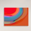 Gallery Direct Hahaha by Christine Wilkinson Graphic Art on Canvas