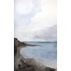 Mai Autumn Sea by Christine Lindstrom Painting Print