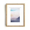 Mai Autumn Dawn by Christine Lindstrom Framed Painting Print
