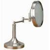 Lite Source Vogue Make Up Mirror and Table Lamp