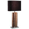 """Lite Source Fantino 23"""" H Table Lamp with Drum Shade"""