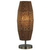 "Lite Source Parvati Wide 20"" H Table Lamp with Novelty Shade"