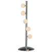"Lite Source Impressionate Razo 26.5"" H Table Lamp with Sphere Shade"