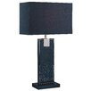 "Lite Source Remigio 24.5"" H Table Lamp with Rectangular Shade"