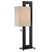 "Lite Source Benito 30.5"" H Table Lamp with Rectangular Shade"