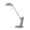 "Lite Source Halo 18.5"" H Table Lamp with Bowl Shade"