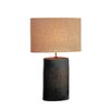 "Lite Source Narvel 24.5"" H Table Lamp with Drum Shade"