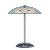 "Lite Source Benard Triska 20.5"" H Table Lamp with Bowl Shade"