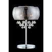 "Lite Source Othello 21"" Table Lamp with Drum Shade"