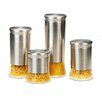 Longden Enterprises Inc Flairs 4 Piece Storage Canister Set