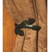 River's Edge Products Pine Cone Curtain Tieback