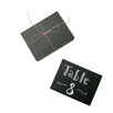 ACME Party Box Company Minnie Chalkboard Place Card (Set of 4)