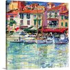 Great Big Canvas 'Mirabeau, 1997' by Peter Graham Painting Print on Canvas
