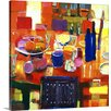 Great Big Canvas 'Something Simple, 2000' by Martin Decent Painting Print on Canvas