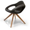 Lonc Easer Dining Arm Chair