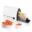 Smart Worldwide Modern 2 Slice Tunnel Toaster