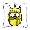 ModShop Neptune Cotton Throw Pillow