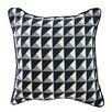 ModShop Pyramid Linen Throw Pillow