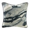 ModShop Watercolor Linen Throw Pillow