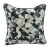 ModShop Triangle Linen Throw Pillow