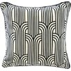 ModShop Arches Linen Throw Pillow