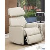 Hyde Line Furniture Padua Genuine Leather Recliner