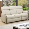 Hyde Line Furniture Padua Genuine Leather 3 Seater Sofa