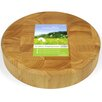 Zodiac Stainless Products 30cm End Grain Board